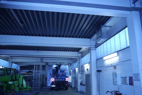 Schröter GmbH - Referenzinstallationen